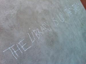 libraryupthestreetflickramarandagasi