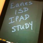 ipad study sign