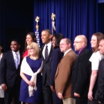 blurry president group