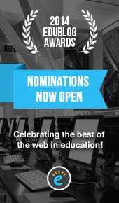 Giving thanks with Edublogs Awards – Not So Distant Future