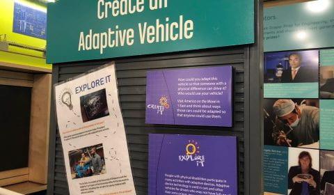 Adaptive vehicle